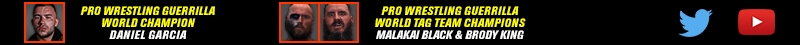 Pro Wrestling Guerrilla Main Footer