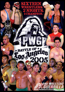 2005 Battle of Los Angeles
