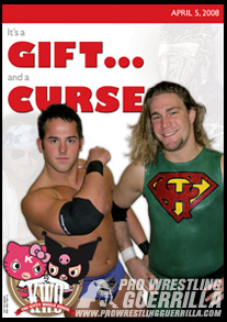 It's a Gift... and a Curse DVD