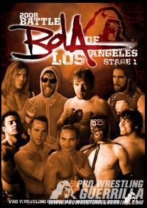 2008 Battle of Los Angeles Stage 1